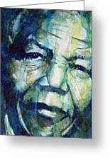 Freedom Greeting Card by Paul Lovering