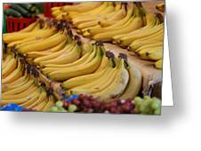 Fruit Of A Kind   Greeting Card by Francois Cartier
