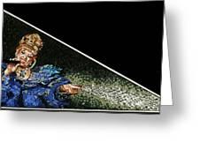Galilea Greeting Card by Michael Kruzich