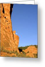Garden Of The Gods Sunrise Co. Greeting Card by James Steele