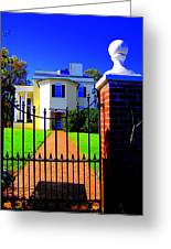 Gate Of My Grandfather Greeting Card by Don Struke
