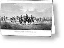 General Sherman At Savannah Greeting Card by War Is Hell Store