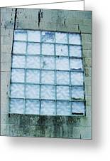 Glass Clouds Greeting Card by Todd Sherlock