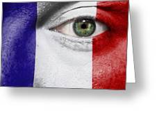 Go France Greeting Card by Semmick Photo