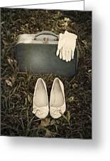 Goodbye Greeting Card by Joana Kruse