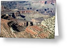 Grand Canyon Greatness Greeting Card by Paul Cannon