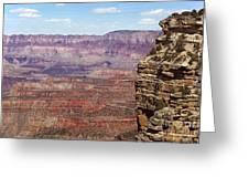 Grand Canyon Greeting Card by Jane Rix