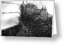 Graphis Art Eurpa 2003 Greeting Card by Waldemar Szysz
