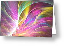 Grass Of Dreams Greeting Card by Sipo Liimatainen