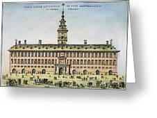 Hanseatic League, Antwerp Greeting Card by Granger