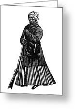 Harriet Tubman (c1823-1913) Greeting Card by Granger