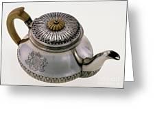 Hawaii - Royal Teapot Greeting Card by Granger