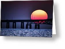 Hello Sun Greeting Card by Vicki Jauron