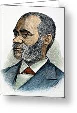 Henry Highland Garnet Greeting Card by Granger