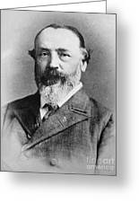 Henry Labouch�re Greeting Card by Granger
