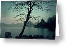 hidden bay Greeting Card by Joana Kruse