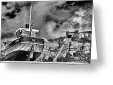 High And Dry 2 Greeting Card by Graham Taylor