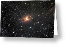 Ic 2220, Known As The Toby Jug Nebula Greeting Card by Don Goldman