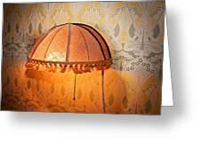 Illumination Greeting Card by Susan Leggett