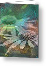 In Dreams Greeting Card by Judy Arbuckle