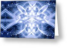 Intelligent Design 6 Greeting Card by Angelina Vick