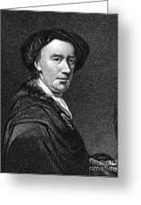 James Ferguson (1710-1776) Greeting Card by Granger