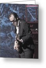 Joe Bonamassa Greeting Card by Todd Sherlock