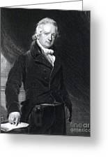 John Abernethy, English Surgeon Greeting Card by Science Source