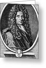 John Locke, English Philosopher, Father Greeting Card by Science Source