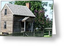 Jones Law Office Appomattox Court House Virginia Greeting Card by Teresa Mucha