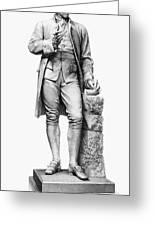 Joseph Priestley (1733-1804) Greeting Card by Granger