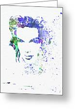Judy Garland 2 Greeting Card by Naxart Studio