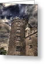 Kilkenny Castle Greeting Card by Barry R Jones Jr