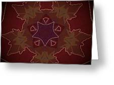 Klidanature Design Greeting Card by Debra     Vatalaro