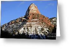 Kolob Canyon Utah Greeting Card by Bob Christopher