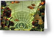 Las Vegas 044 Greeting Card by Lance Vaughn