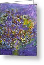 Lavender Memories Greeting Card by Anne-Elizabeth Whiteway