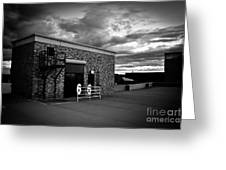 Level 6 Greeting Card by Shutter Happens Photography