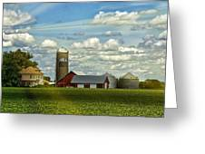 Light After The Storm Greeting Card by Bill Tiepelman