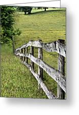 Lines Greeting Card by JC Findley