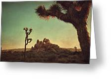 Looming Greeting Card by Laurie Search