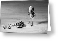 Lost Brains 02 Greeting Card by Nailia Schwarz