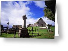 Loughinisland, Co. Down, Ireland Greeting Card by The Irish Image Collection