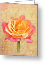 Love Letter Greeting Card by Jai Johnson