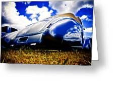 Low Ford Roadster Greeting Card by Phil 'motography' Clark