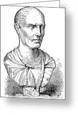 Lucius Licinius Lucullus Greeting Card by Granger