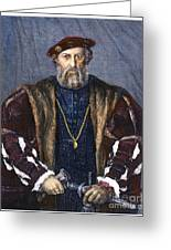 Ludovico Sforza (1452-1508) Greeting Card by Granger