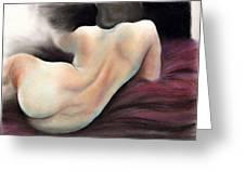 Lush Greeting Card by Scott Kirkman
