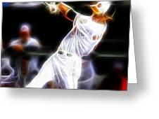 Magical Oriole Greeting Card by Paul Van Scott