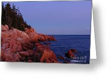 Maine Acadia Np  Greeting Card by Juergen Roth